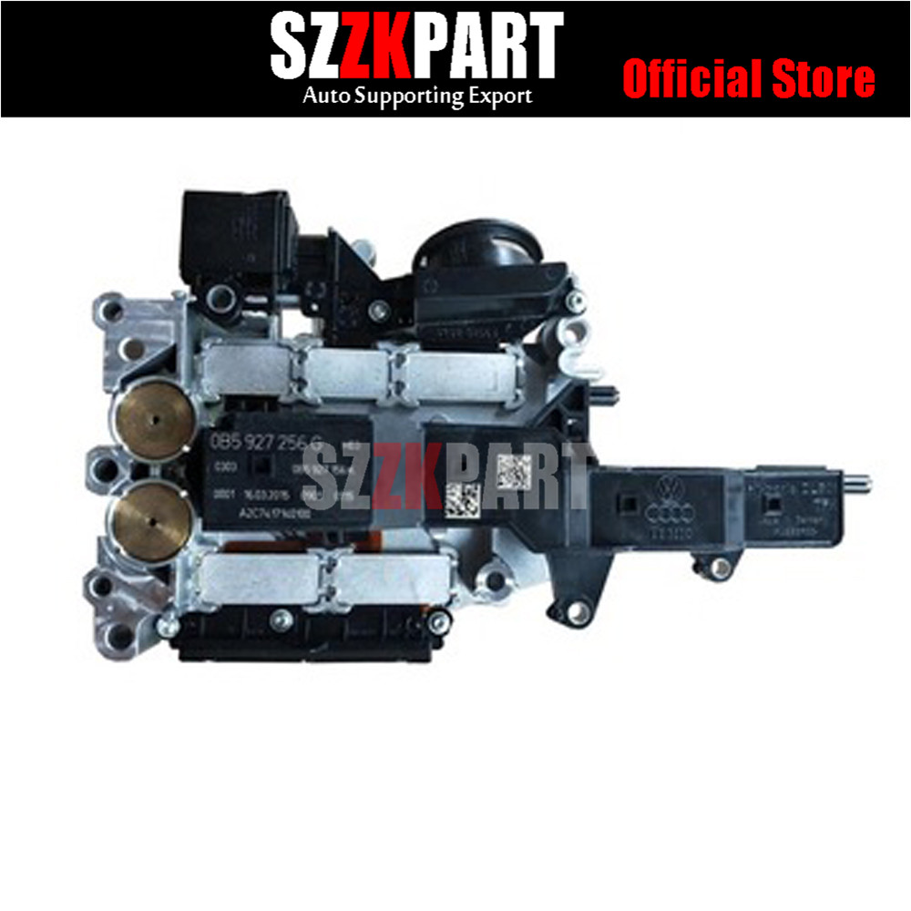 Original DQ500 DL501 0B5 TCU Tested 156E 156F 156D Auto Transmission Contorl Unit TCM for AUDI Refurbished 7-Speed(China)