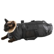 Grooming-Bag Pet Cat Portable And Muzzle Bath-Bag Downtown Free-Cat by Medium