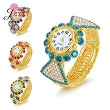 Fashion Bracelet Bangle for Women Girls Gift Jewelry Sparkling Full Cubic Zircon