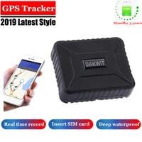 GPS Tracker Car 3 years Standby Tracker GPS Locator Waterproof Mini GPS Vehicle Tracking 2G Magnet Voice Monitor Free APP