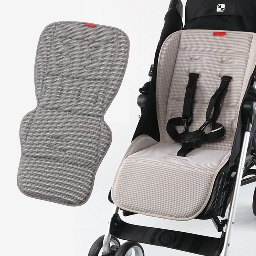 Breathable Stroller Accessories Universal Mattress In A Stroller Baby Pram Liner Seat Cushion Accessories Four Seasons Soft Pad