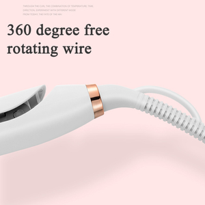 Image 4 - Professional Hair Straightener Curler Flat Iron Negative Ion  wand Straighting ionic Curling Iron Corrugation crimper