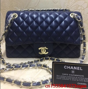 Luxury Designer Brand Chanel- Handbag Shoulder Bags Women Messenger Bag Bolsa Feminina Handbags C99