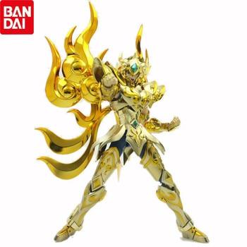 MC Model EX Leo Aioria Saint Seiya Metal Armor Myth Cloth Gold Ex Action Figures Model Toys 1