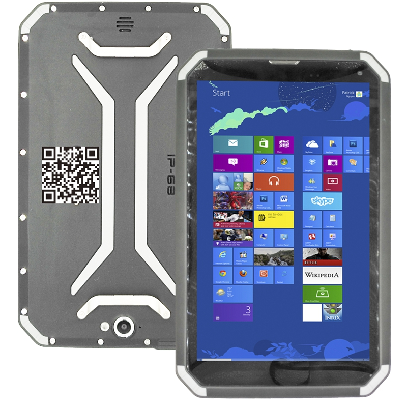 8 Inch Android 8.1 RAM 3GB ROM 32GB Industrial Table PC ST89