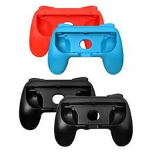 2pcs/set for Nintendo Switch Controller Grip Joystick ABS Gamepad Handle Joypad Stand Holder Case for NintendoSwitch