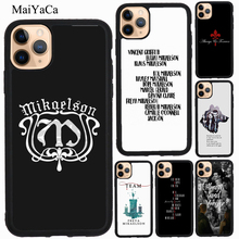 MaiYaCa The Originals Vampire Diaries Case For iPhone 11 Pro Max XR X XS Max 5S