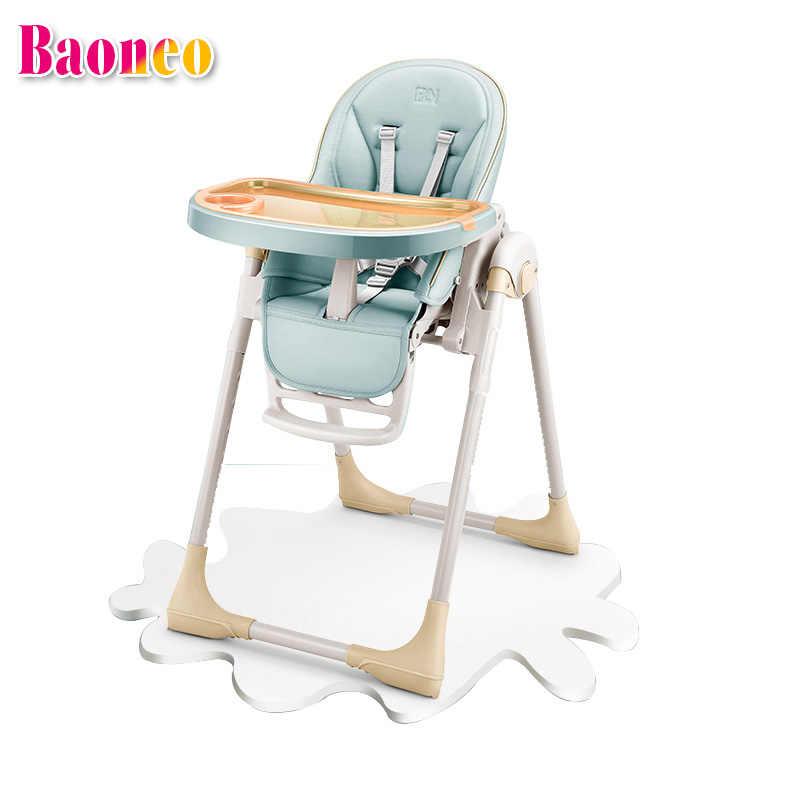 Baoneo cadeiras dobráveis para bebê, cadeiras portáteis para assento de bebê, jantar, mesa, multifunções, ajustável, de 2019