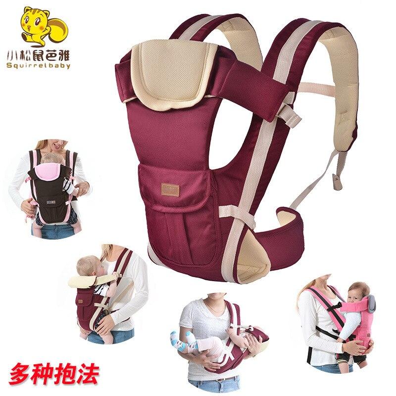 Squirrel Barya Maternal And Infant Articles Baby Belt Multifunctional Summer Belt Four Seasons Universal Belt Factory Direct Sal
