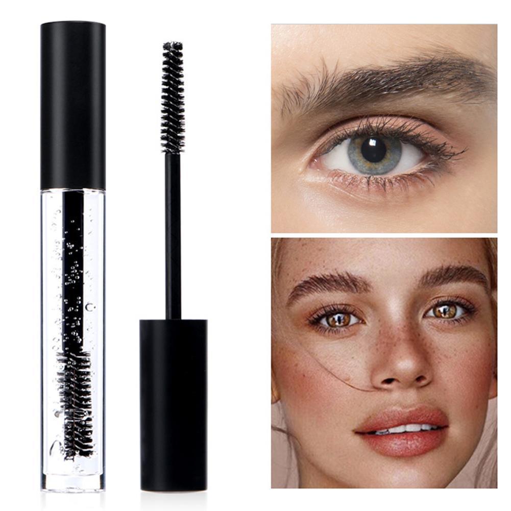 Clear Eyebrow Gel Waterproof Transparent Eyebrow Fixed Gel Long Lasting Eyelash Fix Gel Makeup
