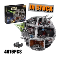 Death Star 05063 05035 Wars Plan Series compatible with 75159 10188 Lepinblocks Building Blocks Bricks Educational Toys Gift
