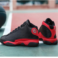 High Top Kids Sneakers Boys Basketball Shoes 2021 New Children Sport Running Sneakers Breathable Walking Casual Shoes for Girls