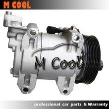 For nissan ac compressor DKS17D Nissan Navara Pathfinder 2.5 Frontier Qashqai 926004X01B 926004X30A 926009X500 5060121122