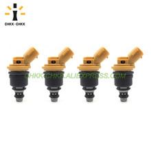 CHKK-CHKK 16600-AA170 555CC fuel injector for SUBARU Forester 04~12 Baja 04~06 Outback 05~09 Legacy 05~11 Impreza 06~12 2.5L H4