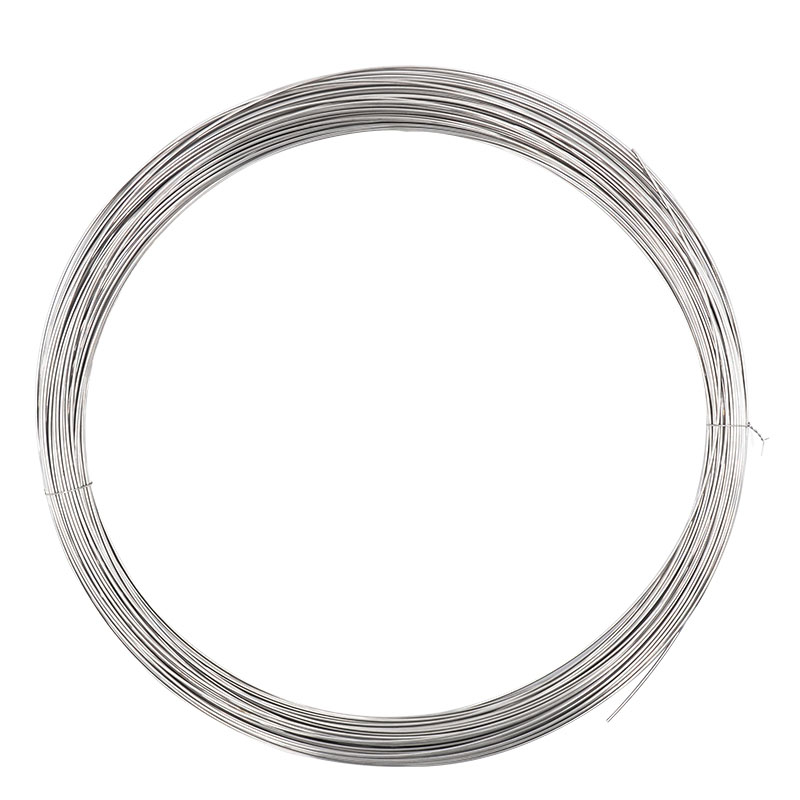 0.2mm - 3mm 304 Stainless Steel Rope Single Bright Hard Wire Various Lengths 1Meter / 5Meters