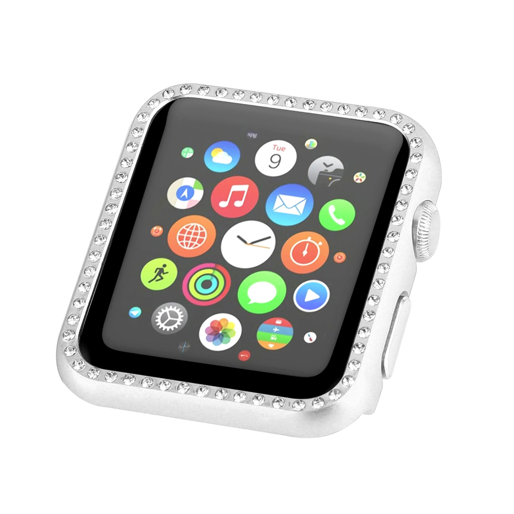 Diamond Luxury Case for Apple Watch 95