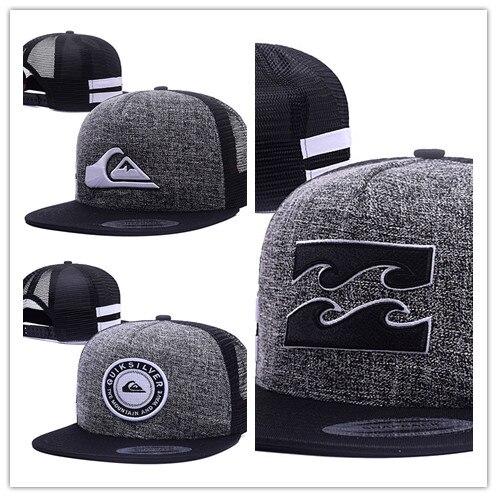 2020 New Hot Sale Mesh Baseball Cap Brand Net Hip Hop Snapback Hat for Men Women Adult Outdoor Casual Sun Bone(China)