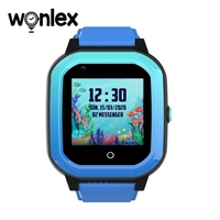 Wonlex KT20 Smart Watch Baby 4G Video Watch Camera Phone GPS Locator Voice Chat SOS Anti Lost Kid for Safe Monitor Child Watches