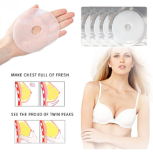 1/2/4/6PCS Breast Masks Chest Enlarging Paste Collagen Breast Enhancement Patch Body Shaper Women Bust Firming Lifting Pads
