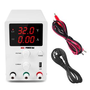 Image 5 - Nice power Adjustable Switching dc lab power supply Variable 120V 60V 30V 10A 5A Regulated Power Modul Laboratory Power Source