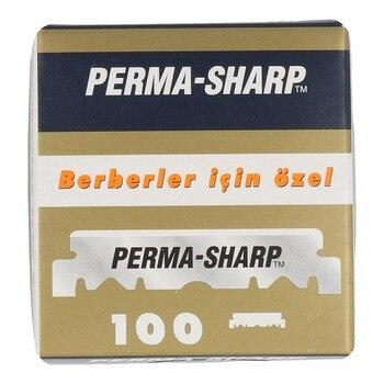 Perma-sharp blades 100pcs (single edge)