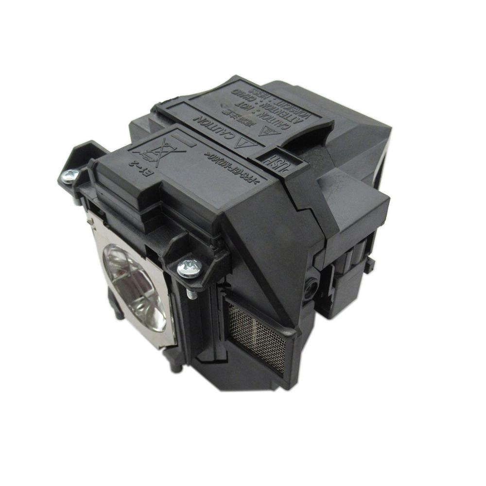 Replacement Lamp ELPLP96 For EB-108/EB-2042/EB-2142W/EB-2247U/EB-960W/EB-970/EB-980W/EB-990U/EB-S05/EB-S39/EB-S41/EB-U05/EB-U42