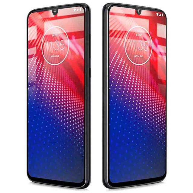 Volle abdeckung gehärtetem glas auf für Motorola Moto One Power Action Vision Macro Zoom Pro P30 Spielen P 30 Hinweis 40 P40 screen protector