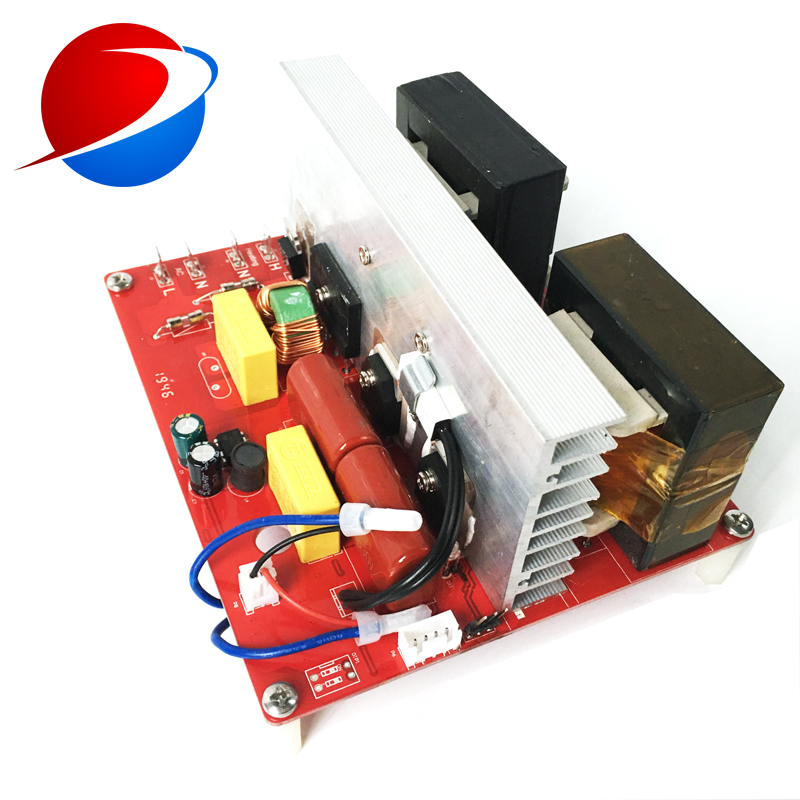 Купить с кэшбэком 600W Ultrasonic generator circuit 20khz/25khz/28KHZ/30khz/33khz/40KHZ cleaning machine and Washing vegetables Use
