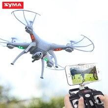 Syma x5sw controle remoto drone quadcopter, hd fotografia aérea, aeronaves de brinquedo das crianças