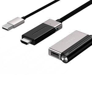 Image 2 - 4K 60Hz 블루투스 PUBG 휴대 전화 컨트롤러 키보드 마우스 변환기 플러그 앤 플레이 어댑터 안드로이드 iOS 스마트 폰 pc에