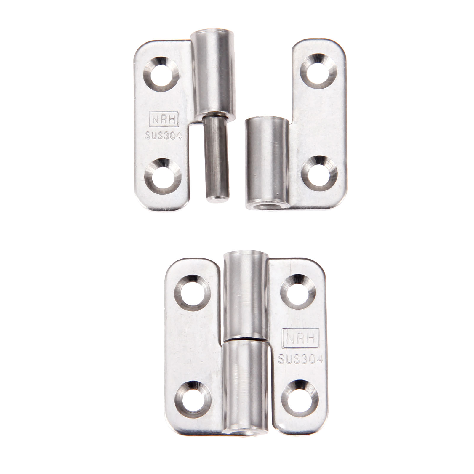 1pc Stainless Steel Electrical Cabinet Boxes Removable Hinges Equipment Box Metal Switchgear Toolbox Cabinet Doors Hinge 37 34mm Cabinet Hinges Aliexpress