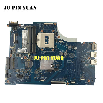 JU PIN YUAN 720565-001 720565-501 for HP ENVY 15-J 15T-J motherboard HM87 PGA 947 All functions 100% fully Tested