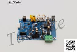 B38 ES9038 płyta dekodera DAC DSD obsługuje IIS DOP 384KHz DSD512 Bluetooth 5.0