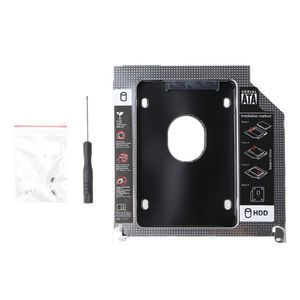 Hard Disk Drive Adapter HDD Caddy SATA SSD Bracket for Apple-MacBook Pro A1278 A1286 A1297 Accessories