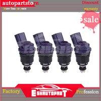 4PCS Fuel Injector Nozzle For Nissan 300ZX Turbo SR20DET 16600 21U01 1660021U01 16600 21U01 16600 67U00 1660067U00