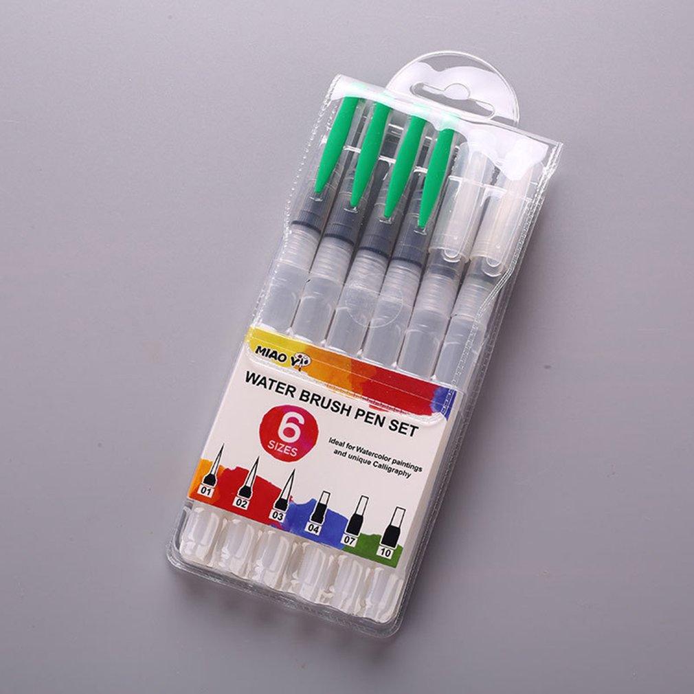 Business Pen Nylon Water Storage Brush Soft Pen Water Soluble