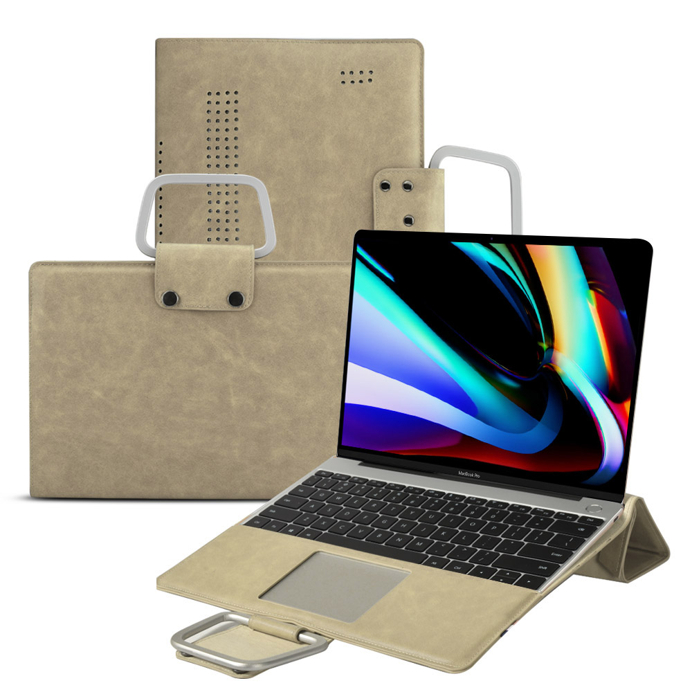 PU leather Multi-functional Case for MacBook 32