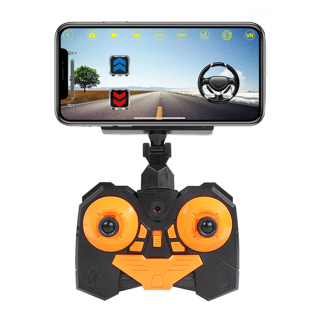RC Car YT6602 2.4G WIFI FPV HD Camera 1:18 4WD Off-road High-speed Remote Control Drift Car Climbing  2