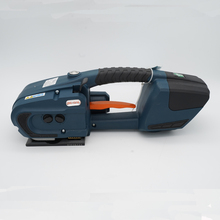 Zasilany z baterii PET PP maszyna do spinania auto handheld JDC 2 baterie