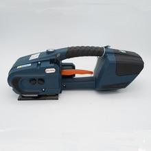 バッテリー駆動pet pp梱包機自動ハンドヘルドjdc 2電池