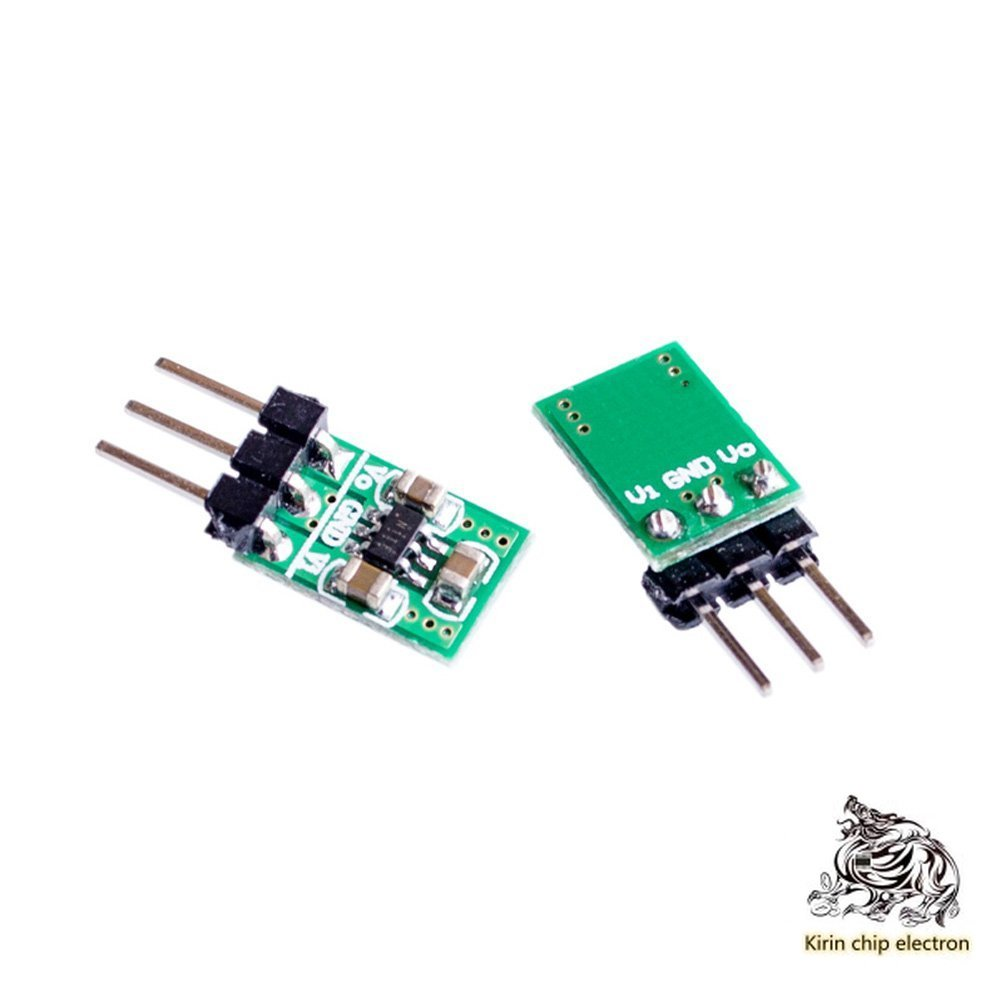 5PCS/LOT Dc-dc Power Module 1.8v -5V To 3.3v Lifting Voltage Conversion Module