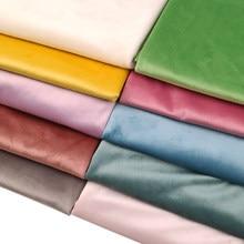 20*33cm tecido de veludo super macio tecido de pelúcia para costurar bonecas diy artesanal casa têxtil pano brinquedos tecido de pelúcia, c14392
