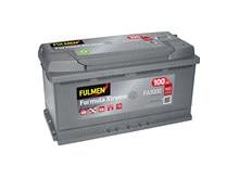 Batterie pour Iveco DAILY III versions 29 L 10 V - 29 L 11 V - 29 L 12 V - 29 L 13 à Diesel année 09-02 à 04-06 12 V 100 AH 900-