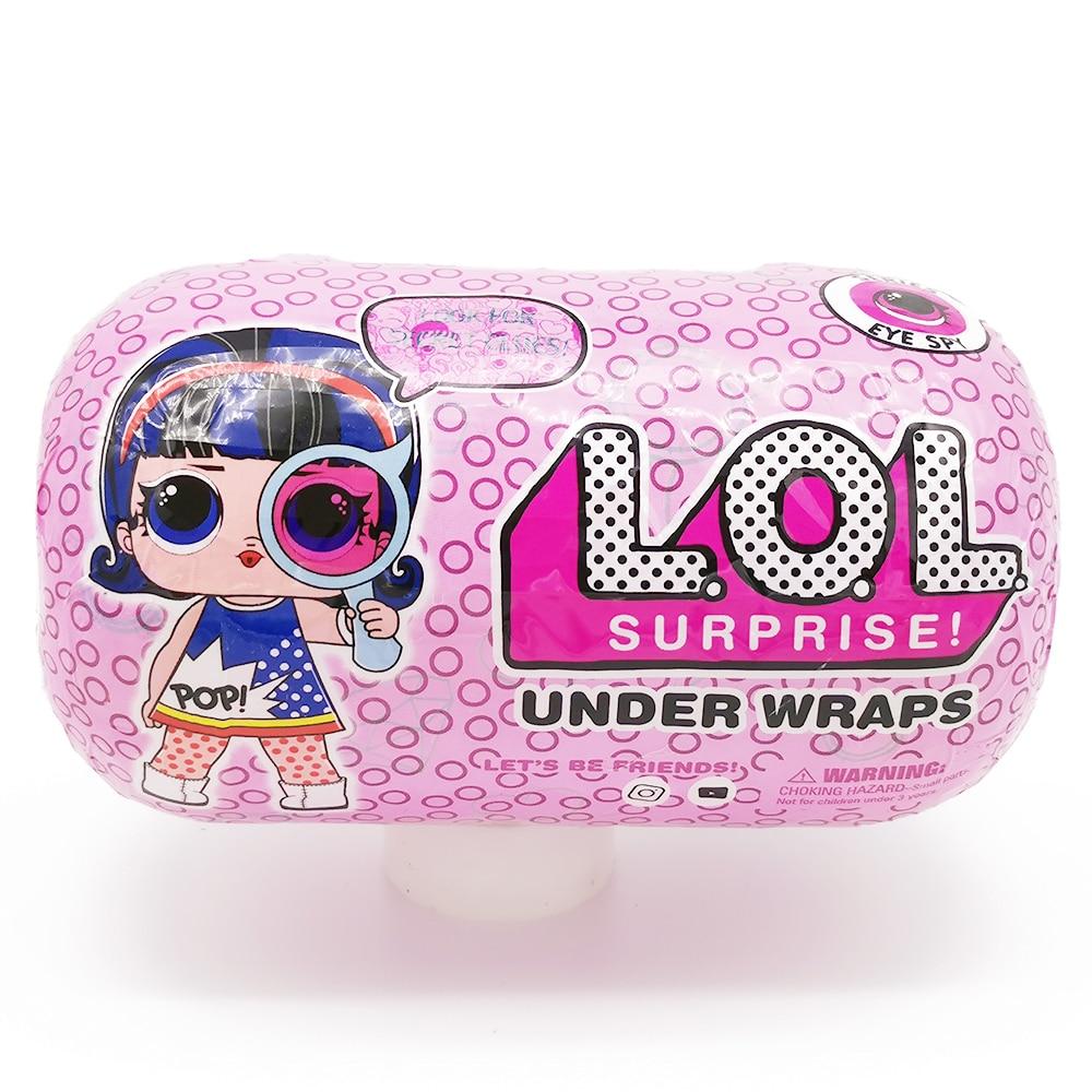 LOL Dolls SURPIRSE Without Original Box Magic DIY Lol Dolls Action Figure Model Girl's Toy Gift