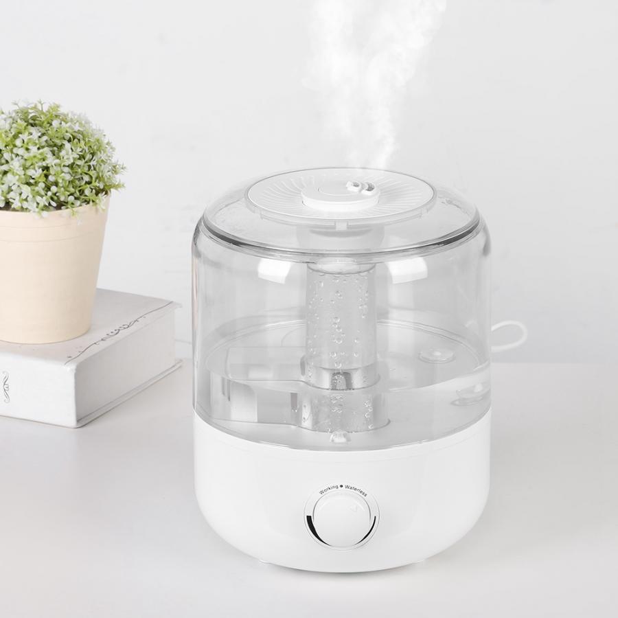 3L ультразвуковой увлажнитель воздуха, диффузор для воздушного масла, светодиодный ультразвуковой увлажнитель воздуха, ароматерапия, холодный туман Увлажнители воздуха      АлиЭкспресс