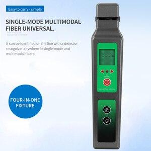 Image 4 - KFI 40 canlı Fiber optik tanımlayıcı Komshine KFI 40 LED ekran ile tanımlama yönü break checker FTTH test aracı