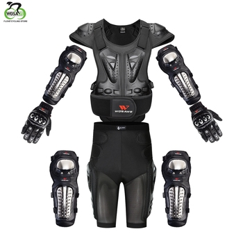 wosawe motorcross back protector skating snow body armour motorcycle spine guard moto jacket kneepads elbow guard moto armor WOSAWE Motorcross Back Protector Skating Snow Body Armour Motorcycle Spine Guard Moto Jacket KneePads Elbow Guard Moto Armor