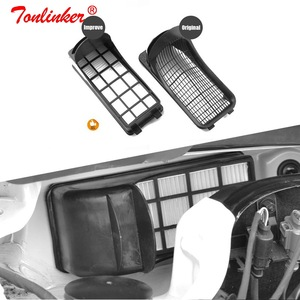 Image 4 - Воздушный фильтр 2 шт. для Volkswagen 2011 2019 Polo Jettas Santana 2011 2016/Skoda Fabia Rapid 2011 19, автомобильные Внешние фильтры в сборе
