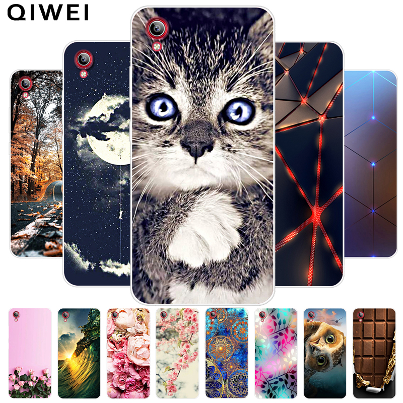 For Vivo Y91i / Y91C Case 6.22'' Silicone Soft TPU Cute Back Cover Coque For Vivo Y91c Protective Phone Cases For Vivo Y91i Capa(China)