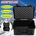 360x270x190 мм пластиковый ящик для инструментов защитный Безопасный инструмент ящик для инструментов водонепроницаемый ящик для хранения инст...